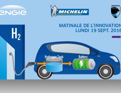 Innovation Morning Meeting on Hydrogen