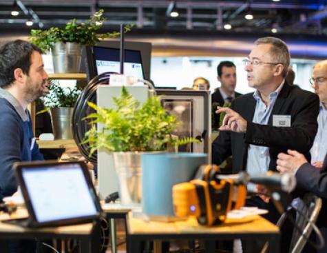 Les Rencontres de l'Innovation d'ENGIE Axima