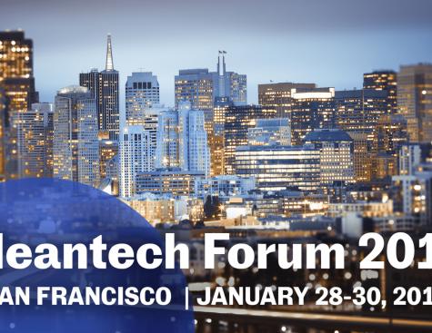 Cleantech Forum San Francisco