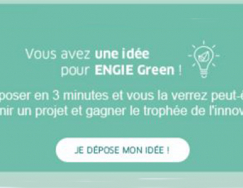 Launch of ENGIE Green's Idea Box