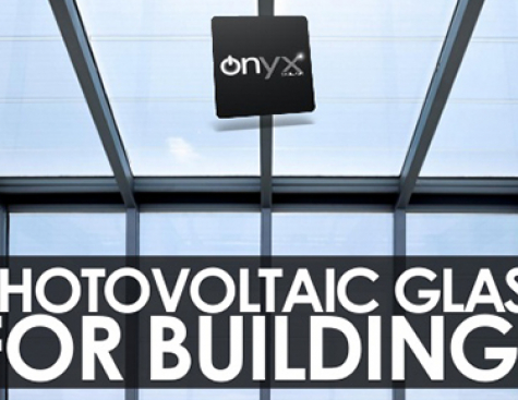 Photovoltaic glass for buildings conference