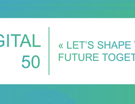 Launch of the ENGIE Digital 50 Commuity - LET'S SHAPE THE FUTURE TOGETHER