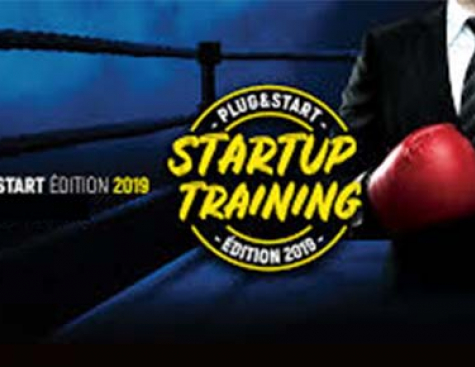 PLUG & START startup training