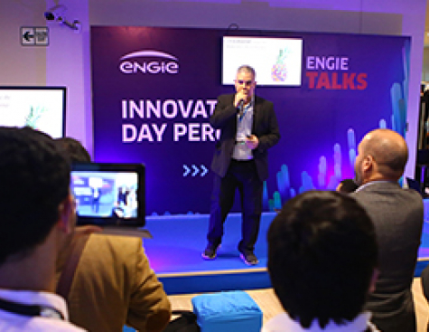Road to Innovation with ENGIE - Exibition
