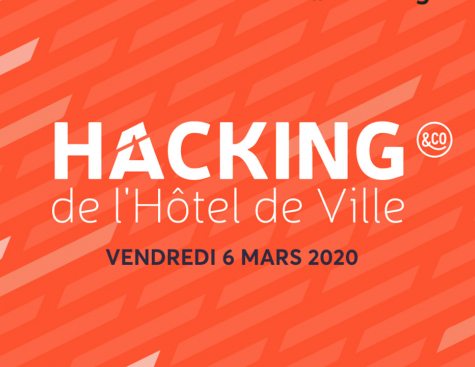 Hacking de l'Hôtel de Ville - Paris