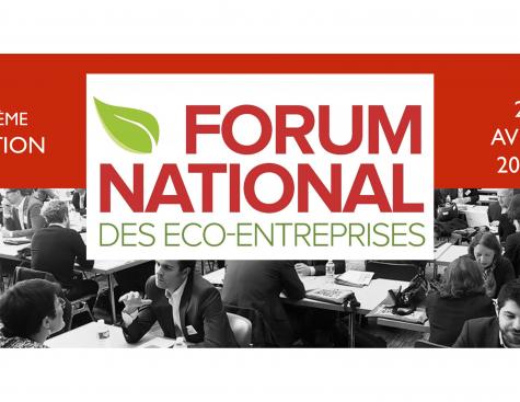 ENGIE au Forum National des Eco-Entreprises