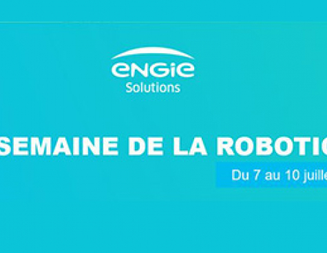 La semaine de la Robotique by ENGIE Solutions