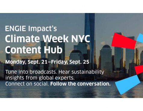 ENGIE Impact's Climate Week NYC Content Hub