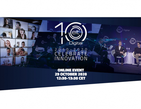 EIT Digital 2010 – 2020 Celebrate the Innovation – Online