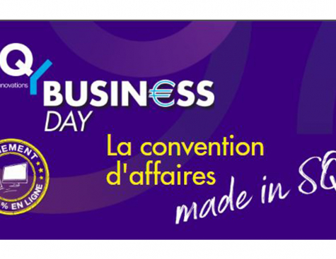 SQY BUSINESS DAY - On line