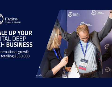 EIT Digital Challenge 2020 - 20 finalists pitchs on line