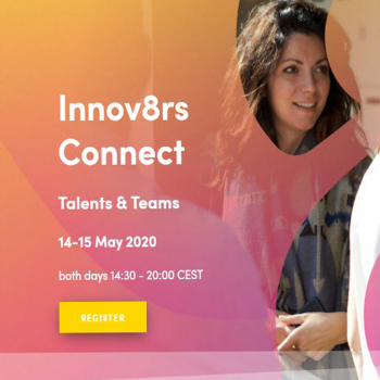 Innovat8rs Connect  webinar - Talents & Teams