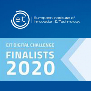 EIT Digital Challenge 2020 - 20 finalists pitchs on line