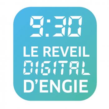 9:30 LE REVEIL DIGITAL D'ENGIE. LA DATA : L'ENERGIE DU RENOUVELABLE?