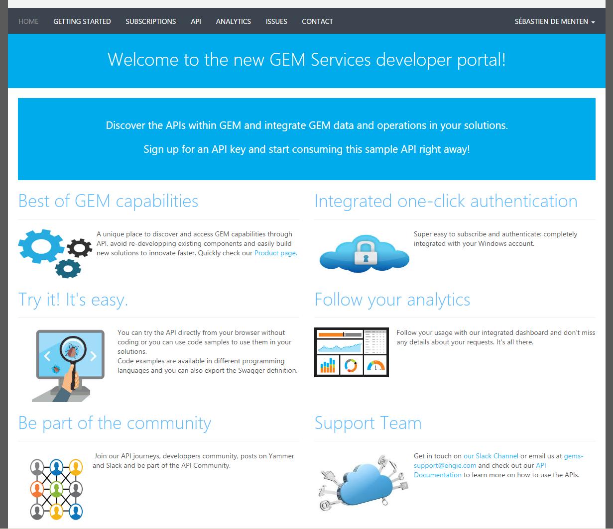 Les GEM Services