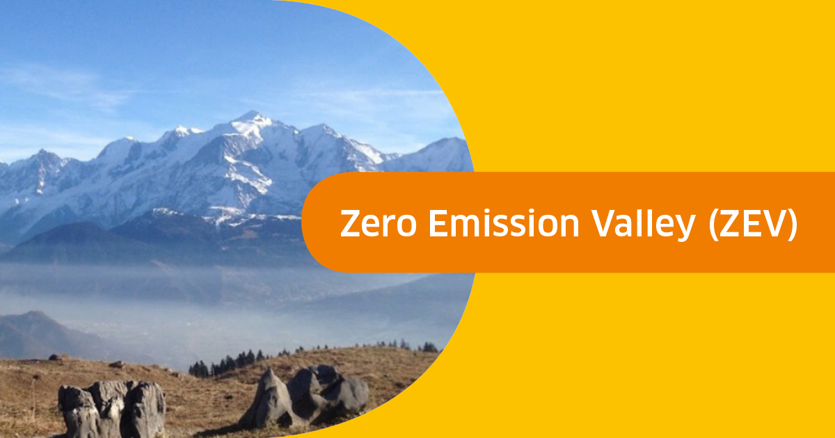 ZERO EMISSION VALLEY (ZEV)