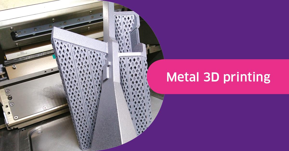 Impression 3D métallique