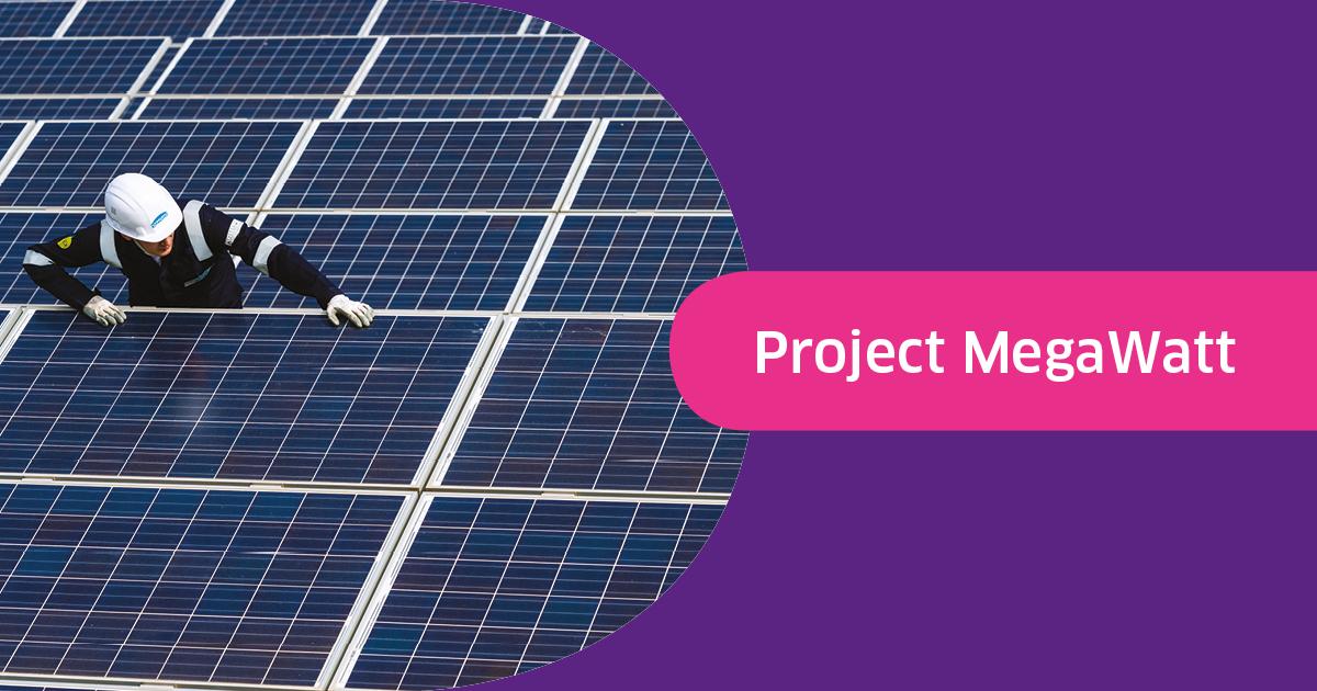 Projet MegaWatt