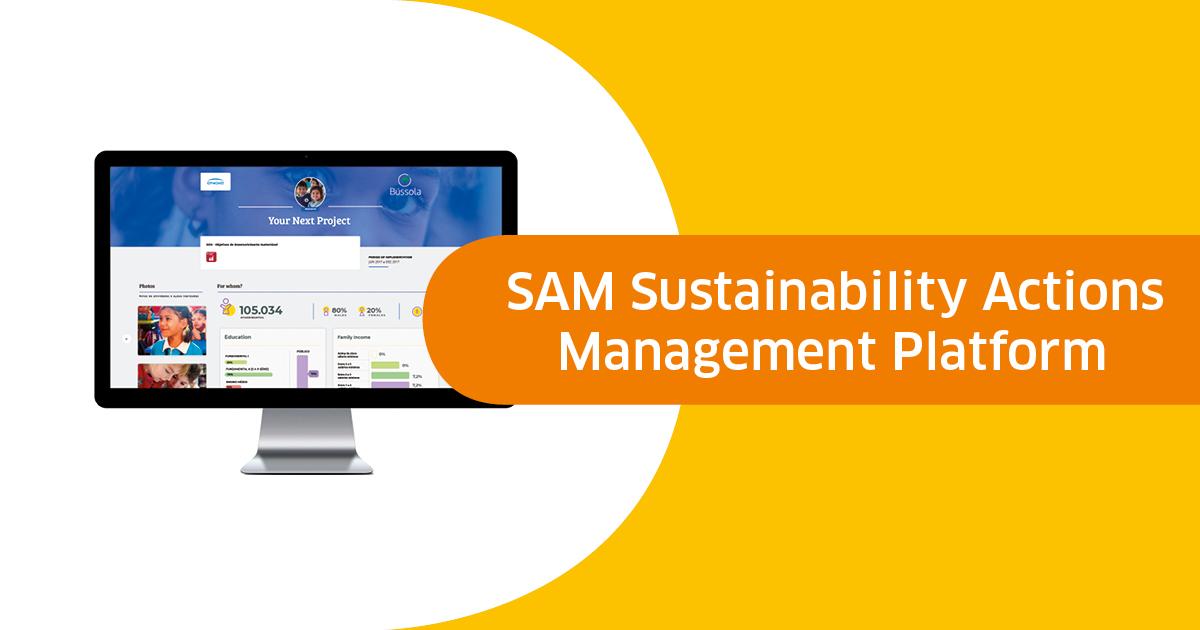 SAM, plateforme de gestion des actions de DD