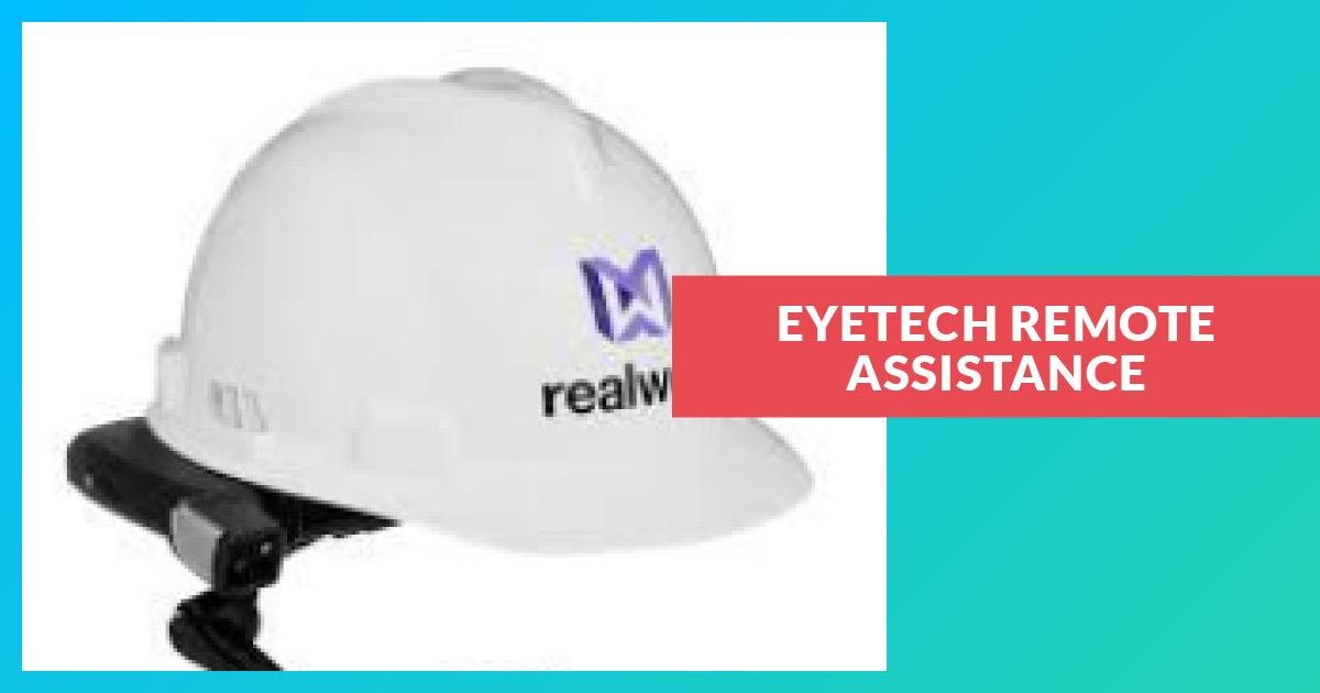 Eyetech assistance  à distance