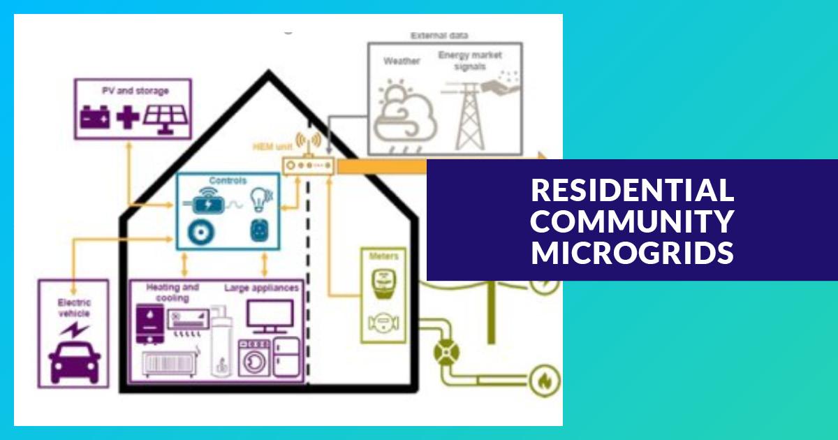 Une communauté d'énergie à l'échelle d'un quartier