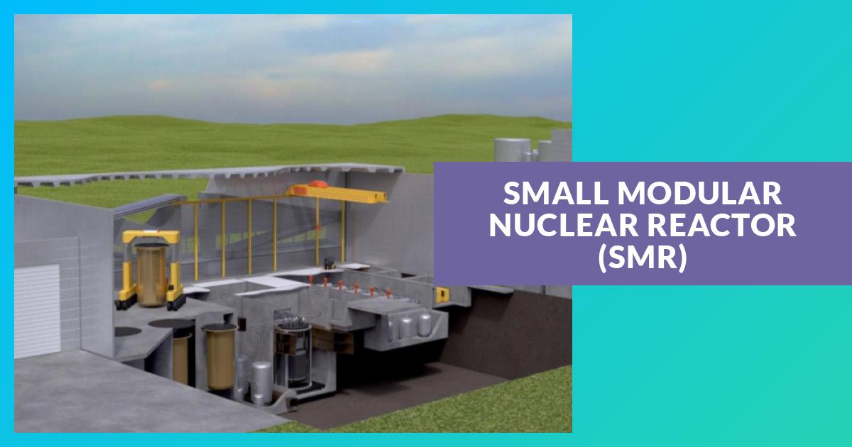 Small Modular Nuclear Reactor (SMRs)