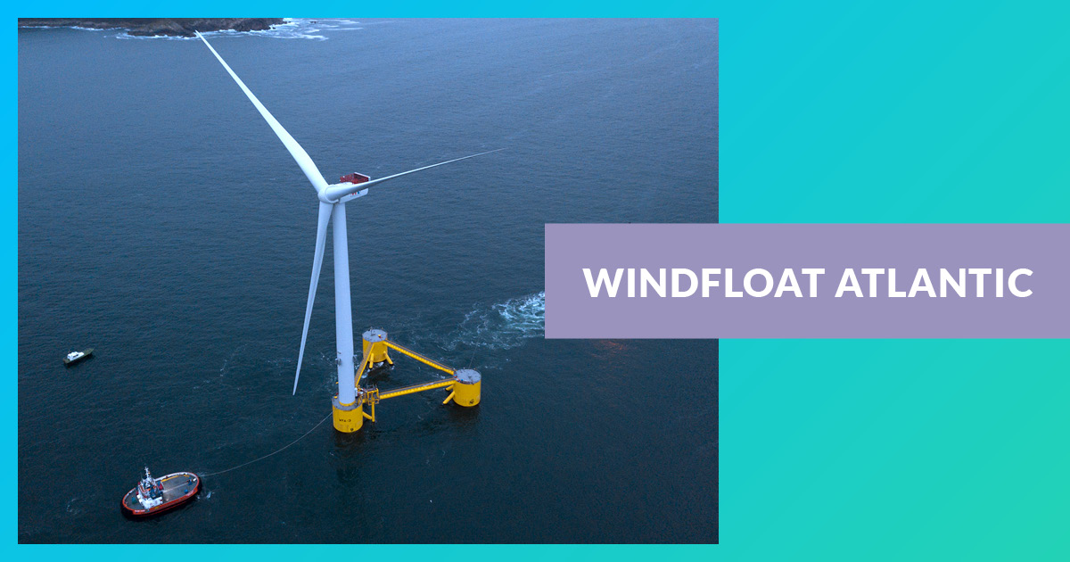 Windfloat Atlantic
