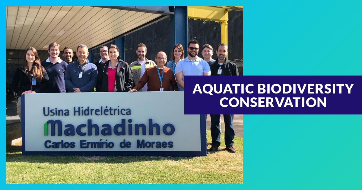 Conservation de la biodiversité aquatique