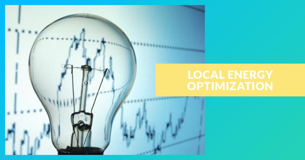 Optimisation de l'énergie locale