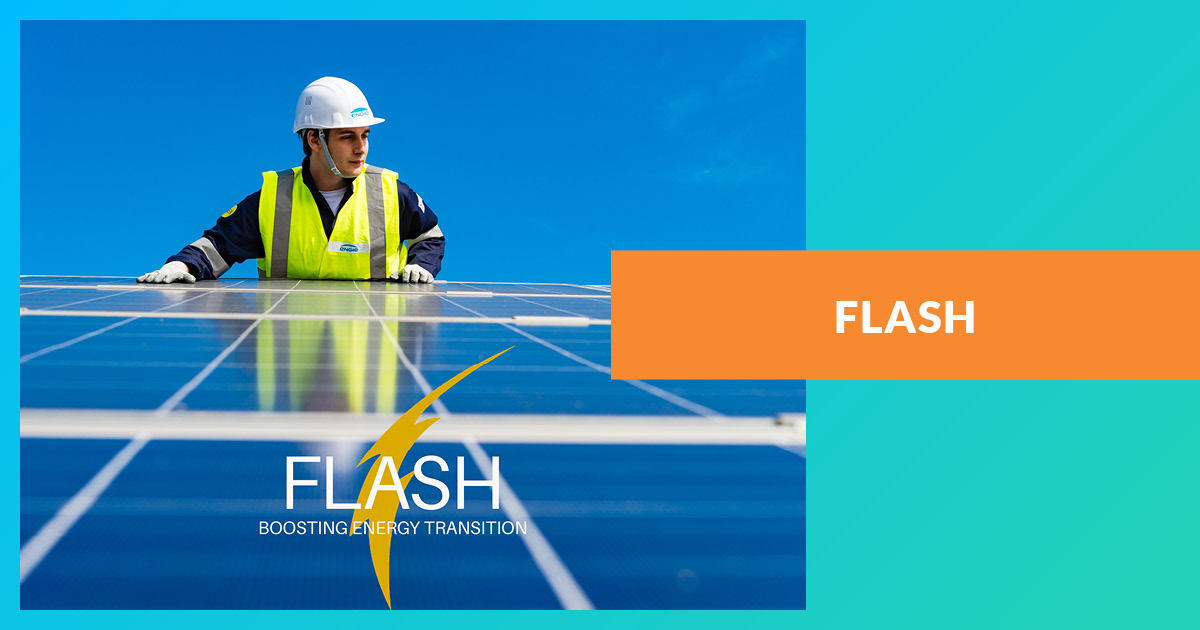 FLASH-BOOSTING ENERGY TRANSITION