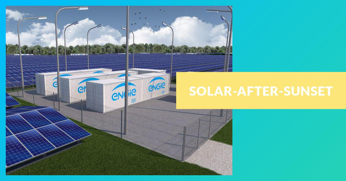 Le plus grand projet « Solar-after-sunset » au monde réalisé par ENGIE à Guam
