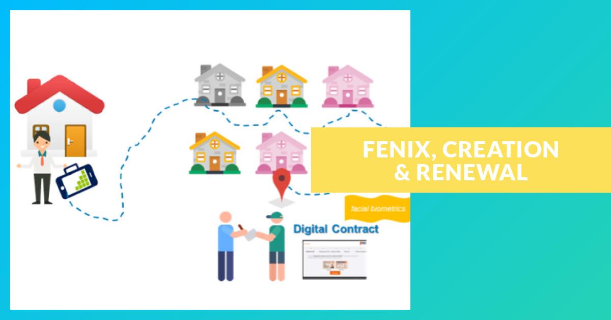 Fenix, Creation & Renewal