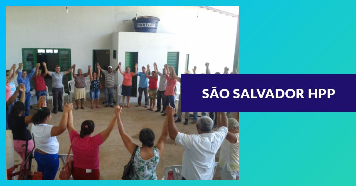 L'innovation dans la réinstallation des communautés : le cas de la centrale hydroélectrique de São S
