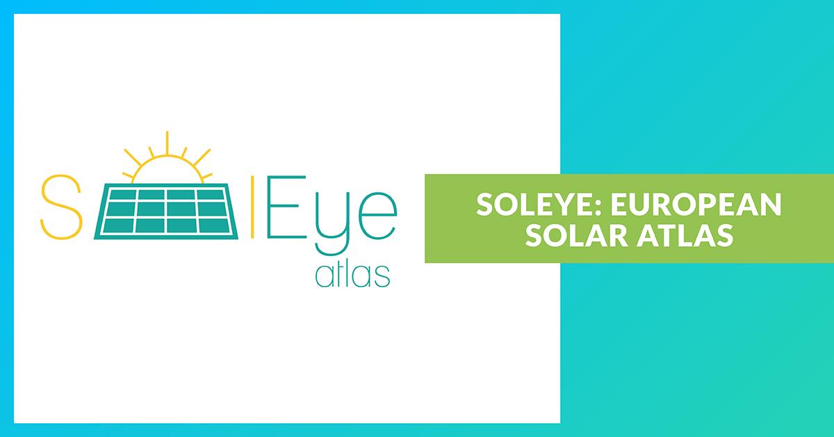 SolEye : Atlas Solaire Européen