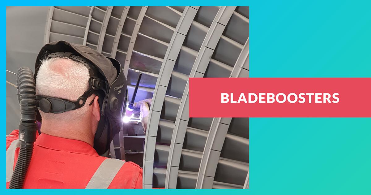 Bladeboosters