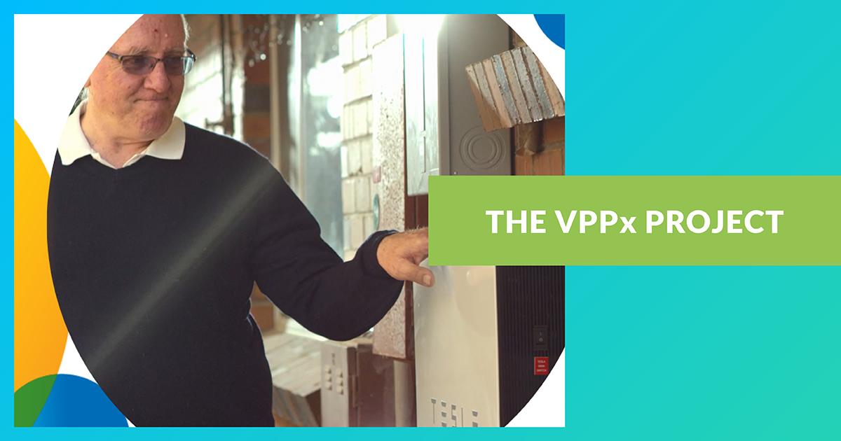 Le projet VPPx par Simply Energy