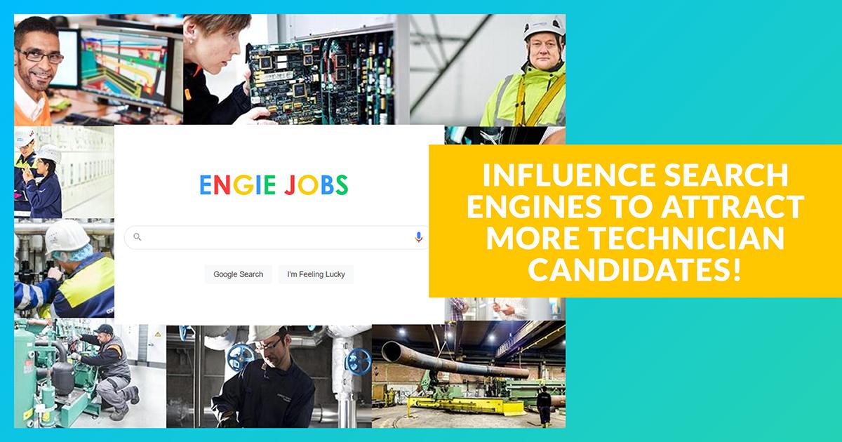 Comment influencer les moteurs de recherche pour attirer plus de candidats techniciens !