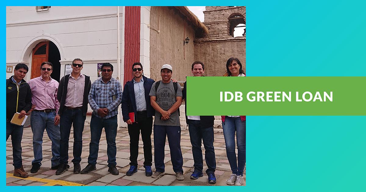 IDB Green Loan