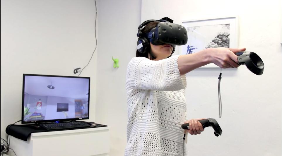 L'énergie domestique connectée en Réalité Virtuelle