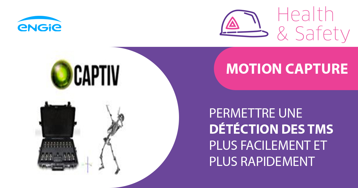 MOTION CAPTURE to prevent MSDS