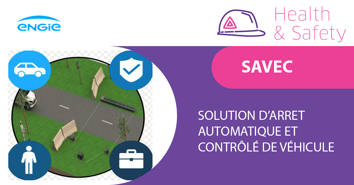 SAVEC: automatic and controlled vehicle stopping solution
