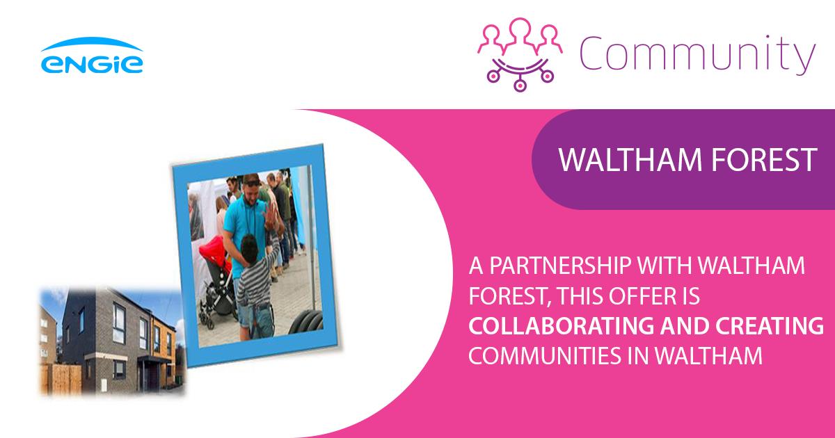 Un partenariat exemplaire à Waltham Forest