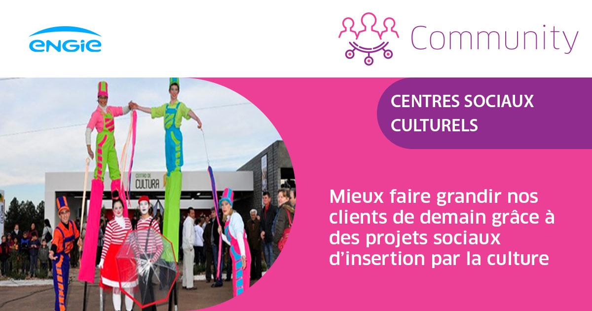 Centres Culturels pour le Développement Durable