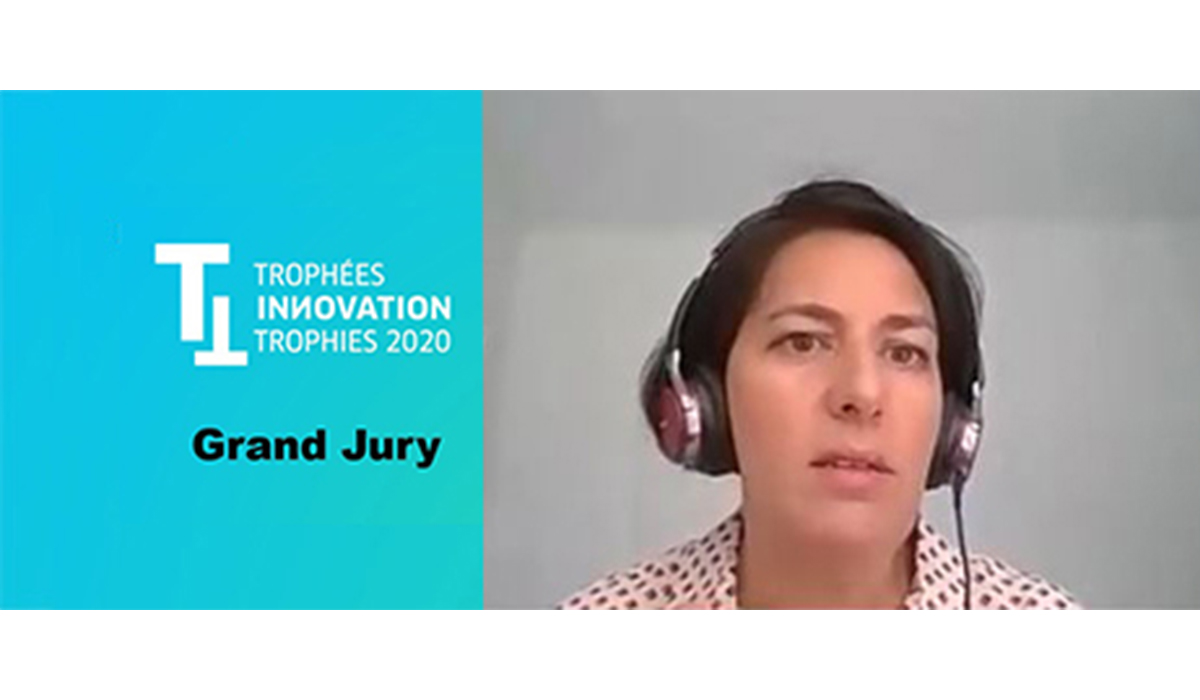 [REPLAY] Pitch Session #4 (Part two) for Grand Jury Innovation Trophies 2020 - June 11