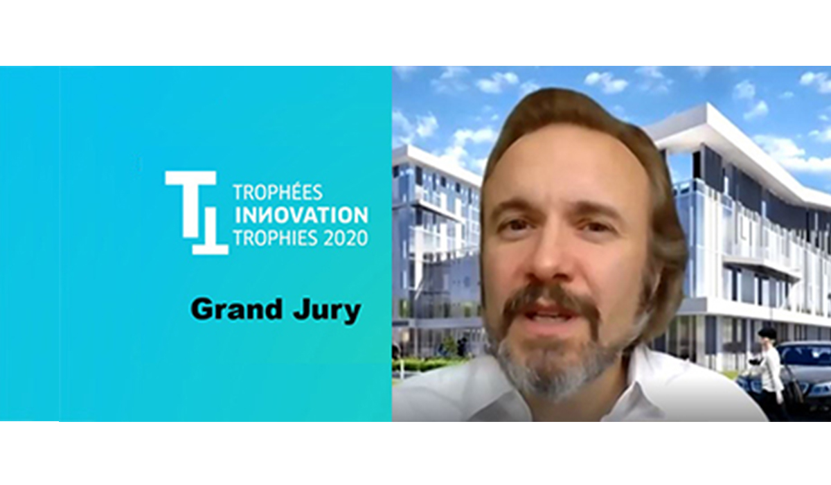 [REPLAY] Pitch Session #3 for Grand Jury Innovation Trophies 2020 - June 10