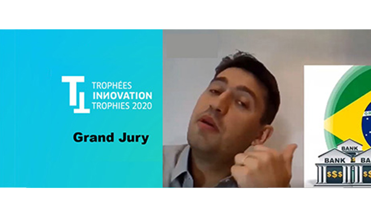 [REPLAY] Pitch Session #2 for Grand Jury Innovation Trophies 2020 - June 8