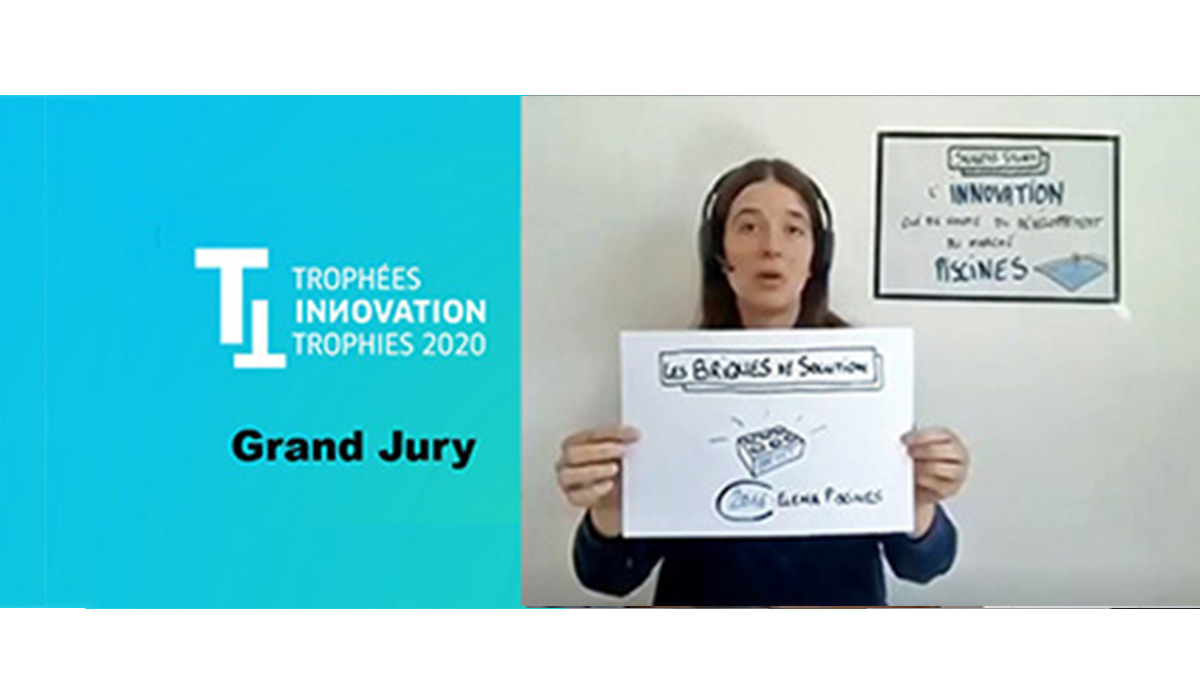 [REPLAY] Pitch Session #1 for Grand Jury Innovation Trophies 2020 - May 26