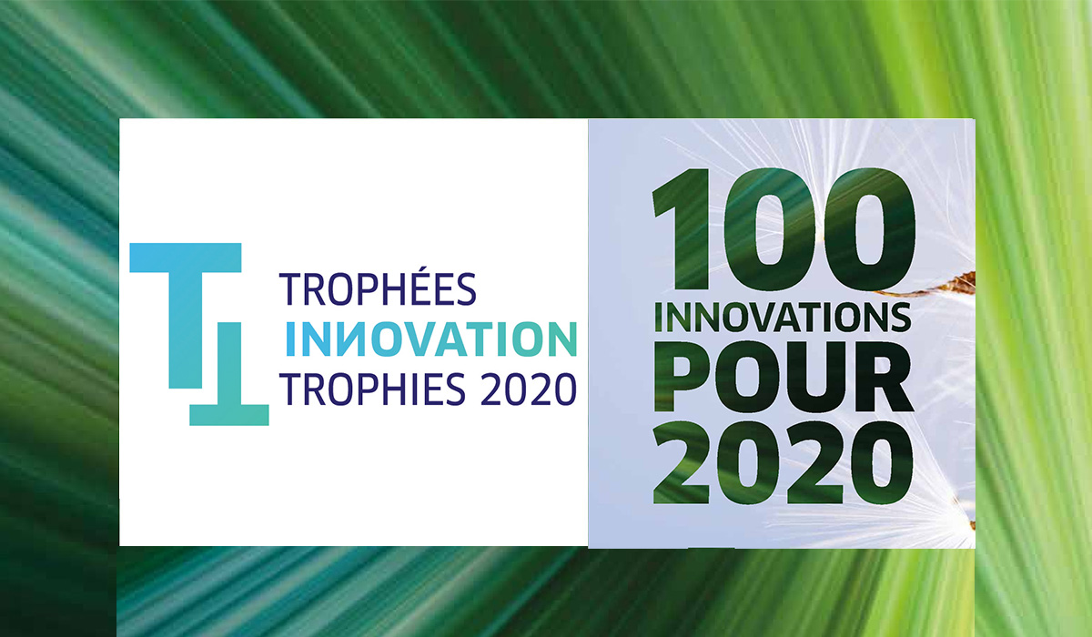 100 innovations pour 2020