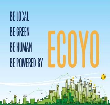 ECOYO - A platform to exchange green energy with a human touch