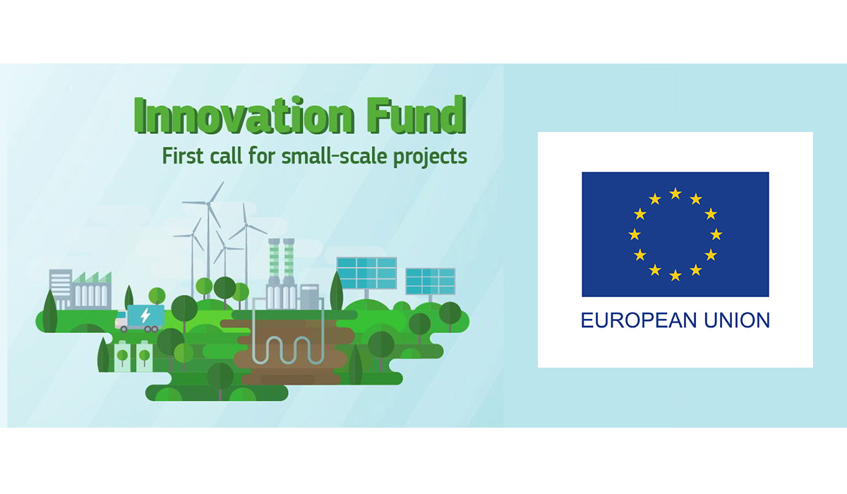 Second EU Innovation Fund call in innovative small-scale clean technologies